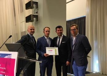 Austrumu slimnīcas urologs Arvis Freimanis uzvarējis Baltijas jauno urologu konkursā
