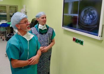 Uroloģijas klīnikā ievieš jaunu nierakmeņu ārstēšanas metodi